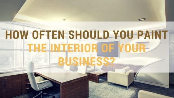 HOW OFTEN YOU SHOULD PAINT THE INTERIOR OF YOUR BUSINESS? - EPI ...